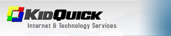 Web Site Development by KiDQUiCK.com